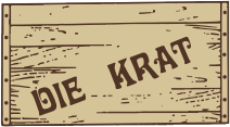 die krat logo - for web